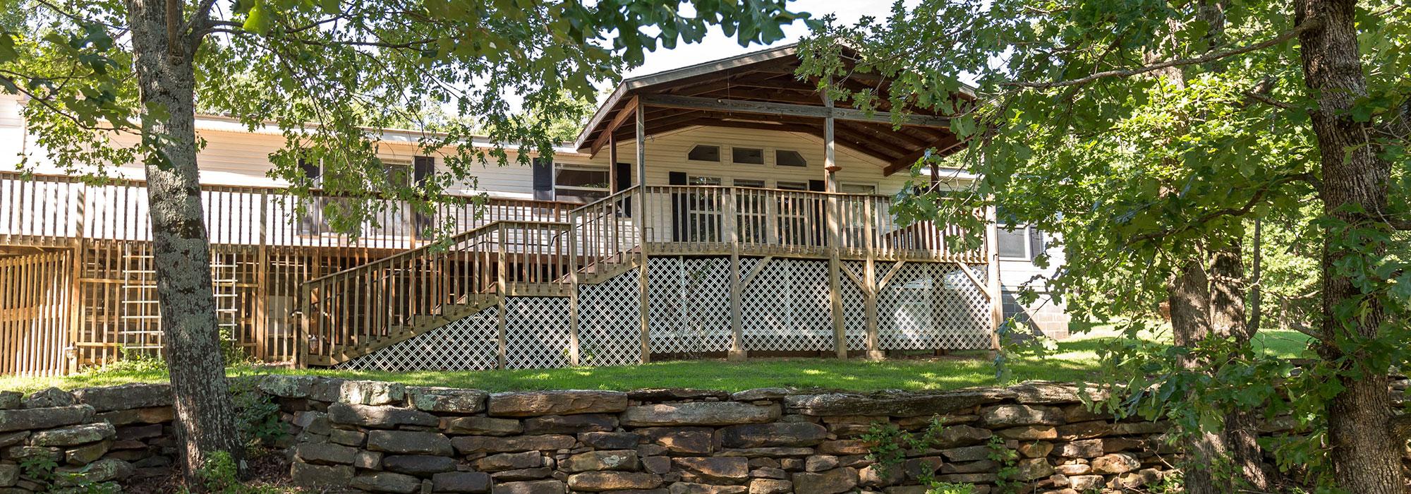 13240 E Wallin Mountain Rd, West Fork, AR 72774