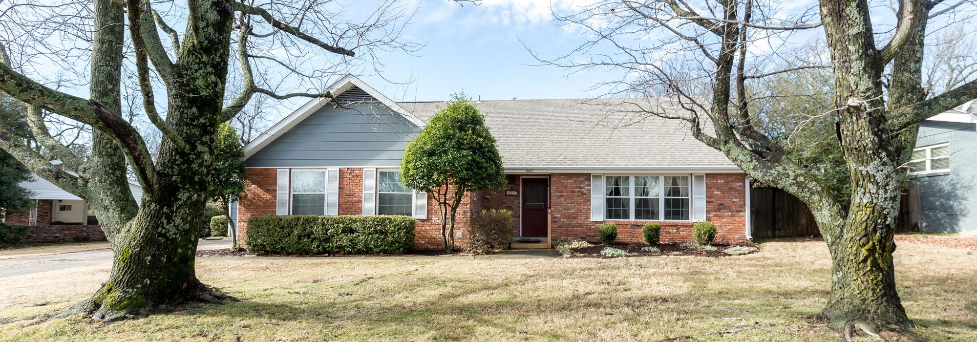 1847 N Wheeler Ave, Fayetteville, AR 72703